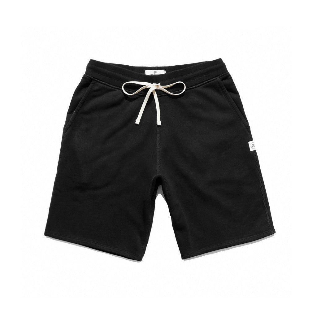 Reigning Champ Knit Terry Sweatshort Black