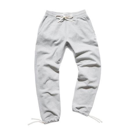 Reigning Champ Knit Terry Sweatpant Heather Grey