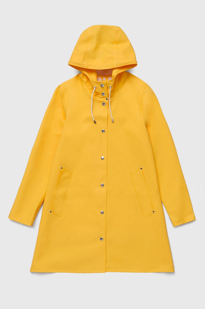 Stutterheim Mosebacke Jacket, Yellow