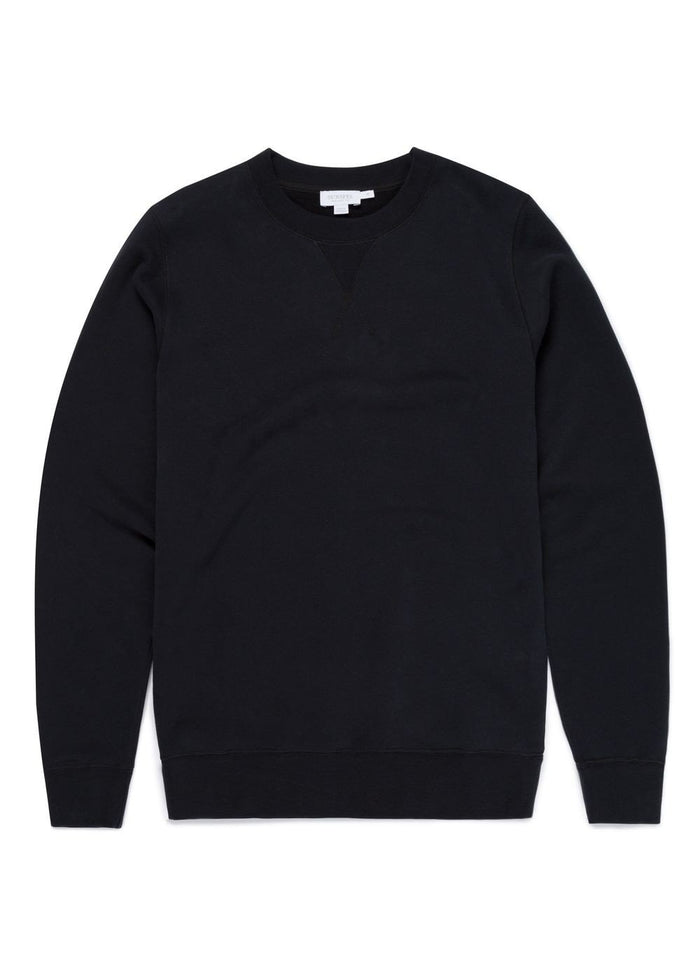 Sunspel Sweatshirt, Black