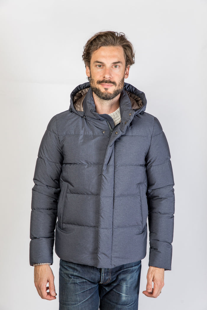 Herno Techno Tasmania Short Down Jacket
