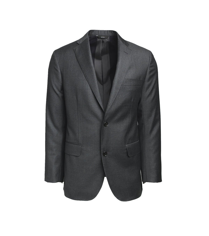 The Freeman All-Season Suit, Charcoal | Freemans Sporting Club