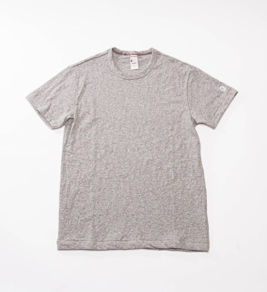 Todd Snyder Champion Basic Tee, Antique Grey Mix