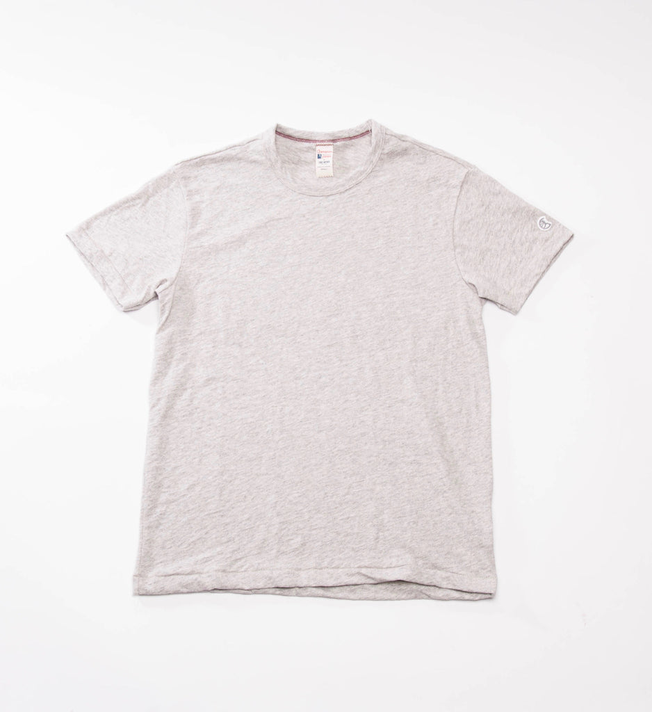 Todd Snyder Champion Basic Tee, Eggshell Mix