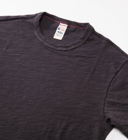 Todd Snyder Champion Basic Tee, Black Mix