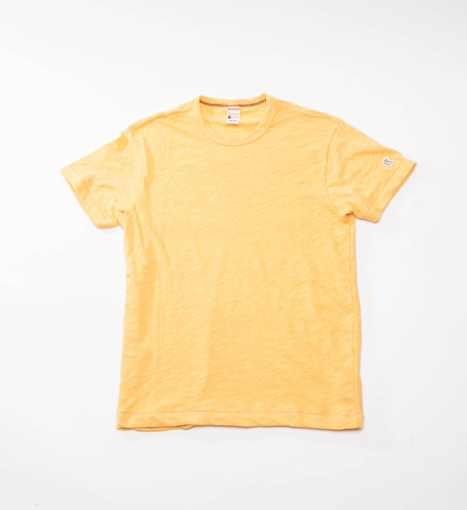 Todd Snyder Champion Basic Tee, Golden Yellow