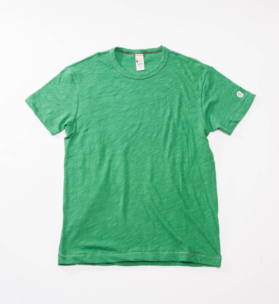 Todd Snyder Champion Basic Tee, Kelly Green