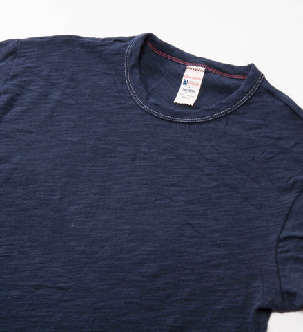 Todd Snyder Champion Basic Tee, Navy