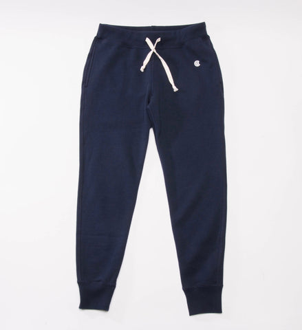 Todd Snyder Champion Slim Jogger Sweatpant, Navy