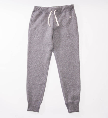 Todd Snyder Champion Slim Jogger Sweatpant, Salt and Pepper