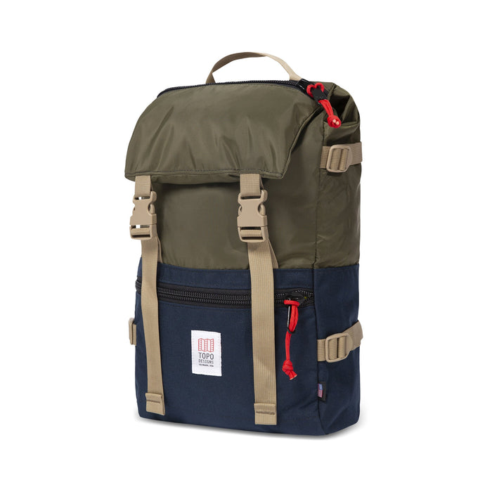 Topo Designs Rover Pack, Olive/Navy
