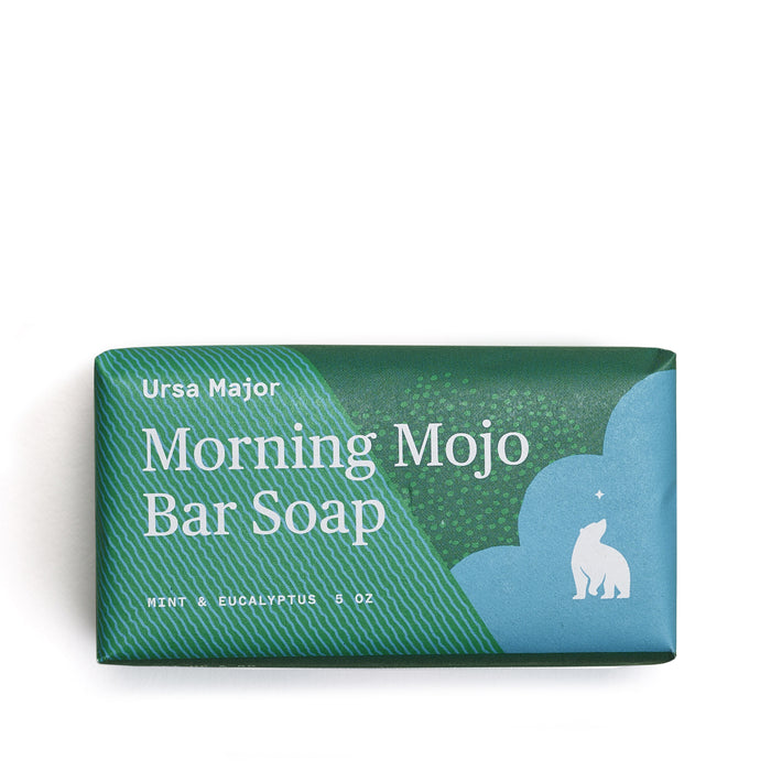 Ursa Major Morning Mojo Bar Soap