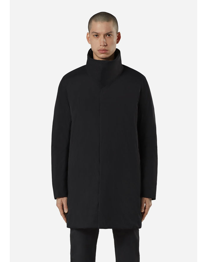 Veilance Men's Euler Is Coat, Black