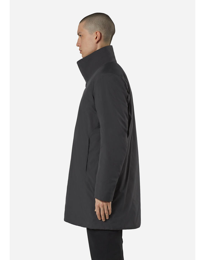 Veilance Men's Euler Is Coat, Soot