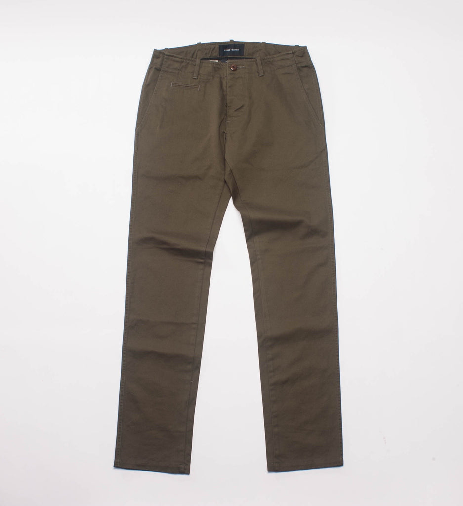 Wings + Horns Westpoint Chino, Olive