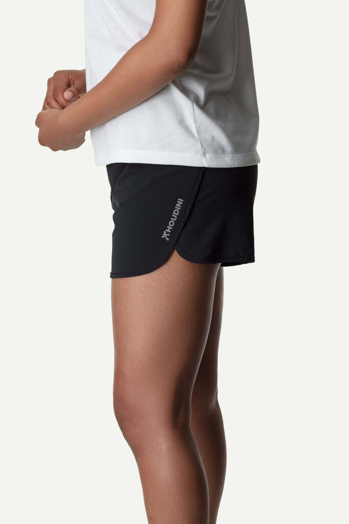 Houdini Light Shorts, True Black