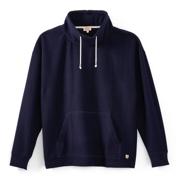 Armor Lux Sweat Col Montant Heritage, Navire