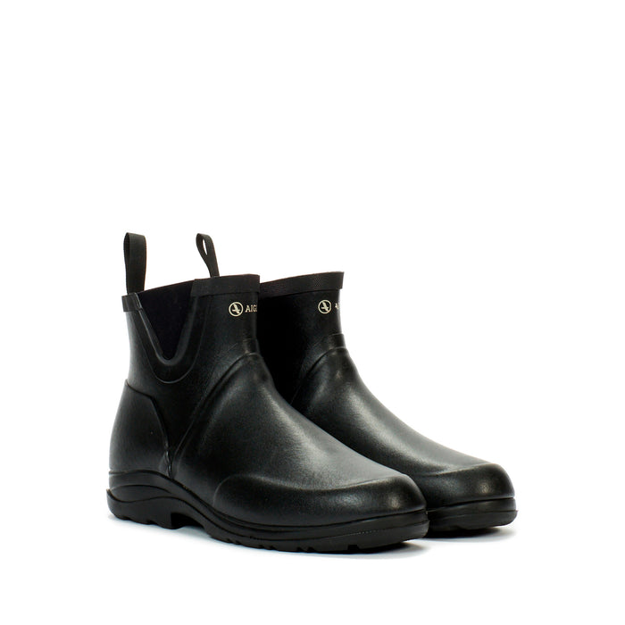 Aigle Daintree Rain Boot, Black | Men's Rain Boots | Portland Dry Goods