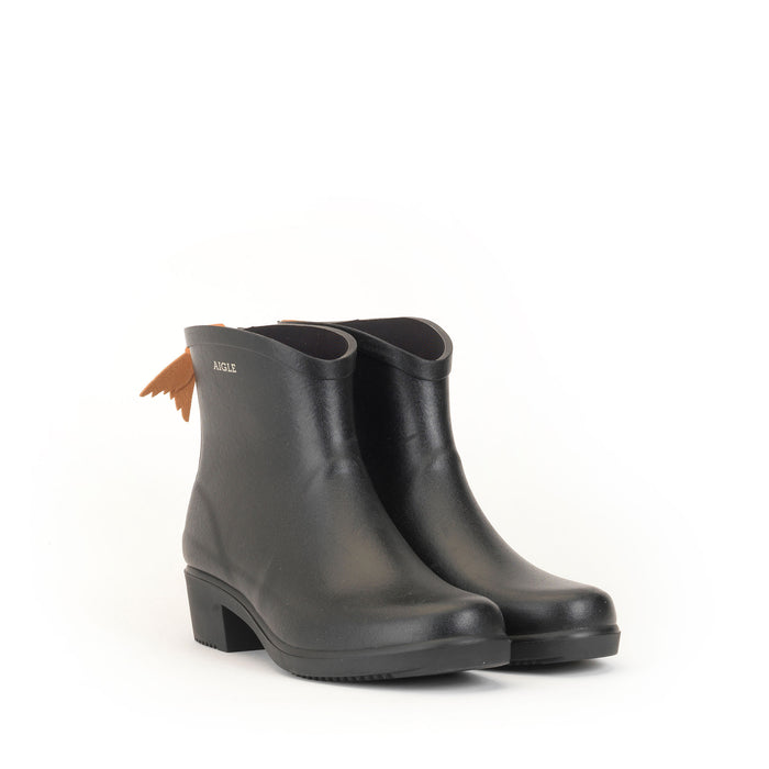 Aigle Miss Juliette Rain Boot, Black
