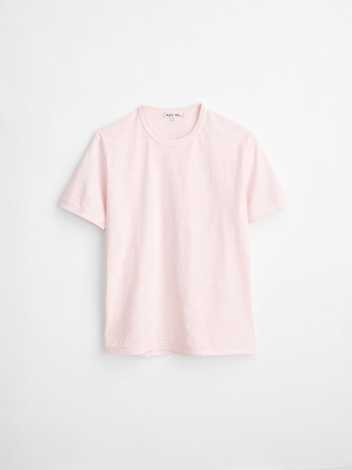 Alex Mill Standard Slub Tee , Rose Water
