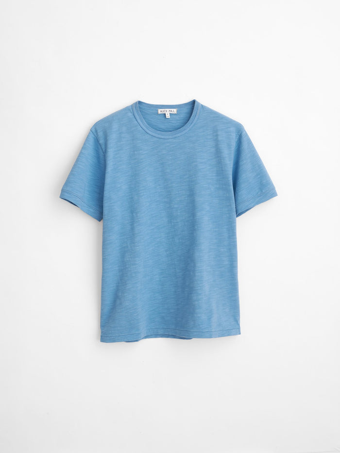 Alex Mill Standard Slub Tee , Summer Sky