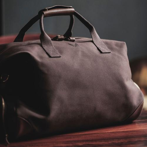 Bennett Winch Waterproof Weekender, Chocolate