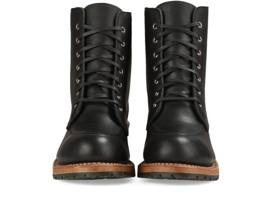 Red Wing Heritage Clara Boot, Black Boundary Leather