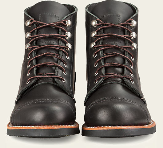 Red Wing Womens Iron Ranger Boot, Black