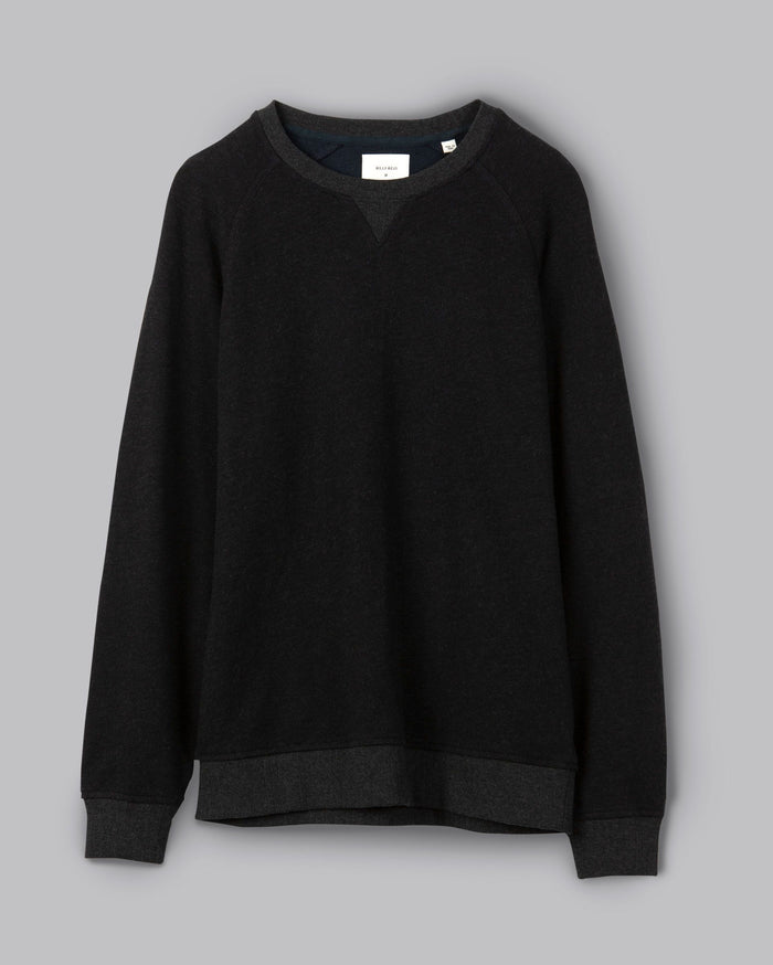 Billy Reid Cotton/Cashmere Terry Crew