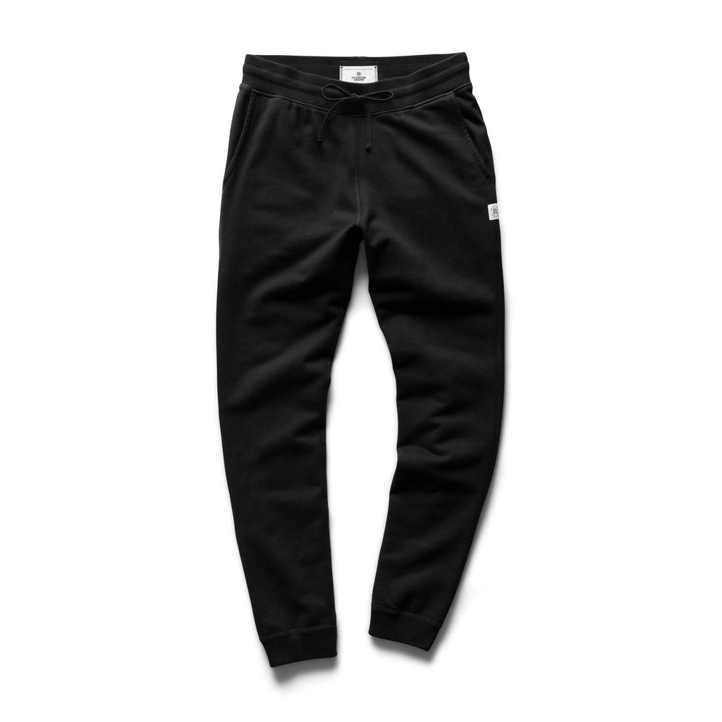 Reigning Champ Lightweight Terry Sweatpant, Black