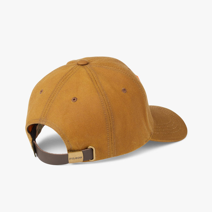 Filson Ducks Unlimited Logger Cap, Dark Tan