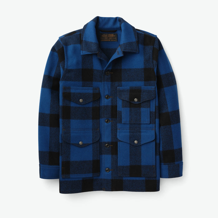 Filson Mackinaw Cruiser, Cobalt Black