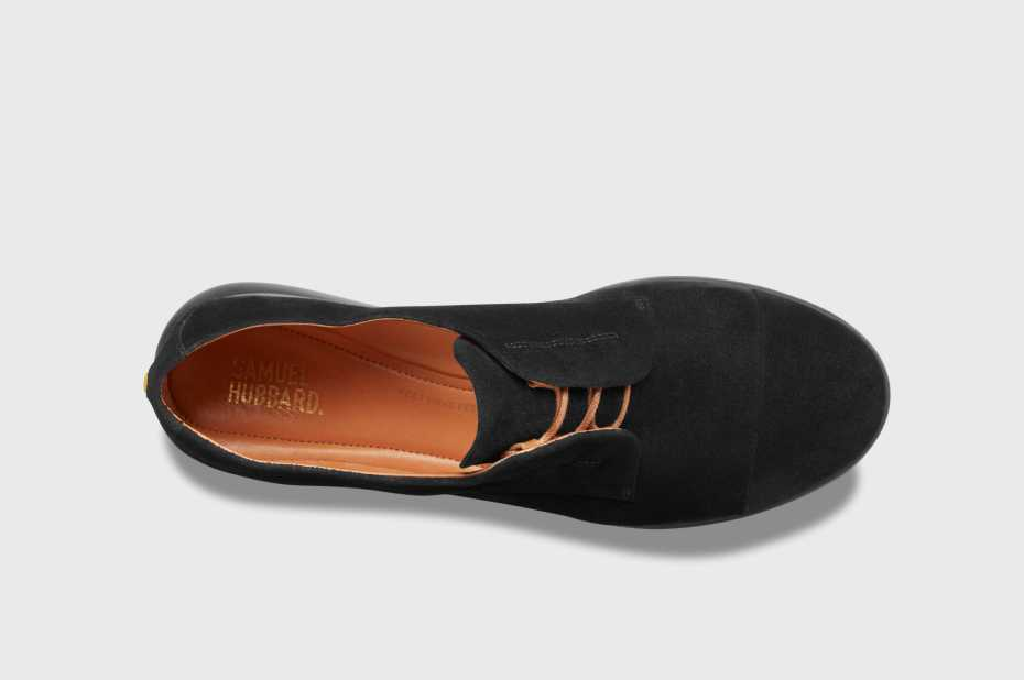 Samuel Hubbard Freedom Now, Black Suede
