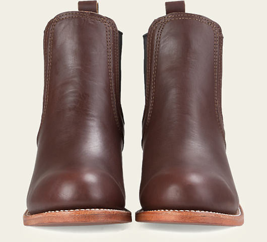Red Wing Women's Harriet Boot, Mahogany