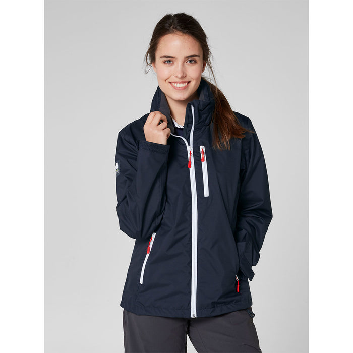 Helly Hansen W Crew Hooded Jacket