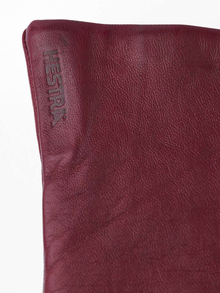 Hestra Elisabeth Glove, Dark Red