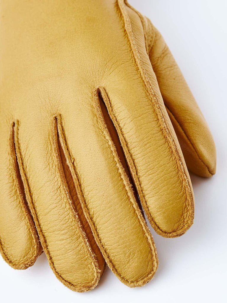 Hestra Frode Glove, Natural Yellow