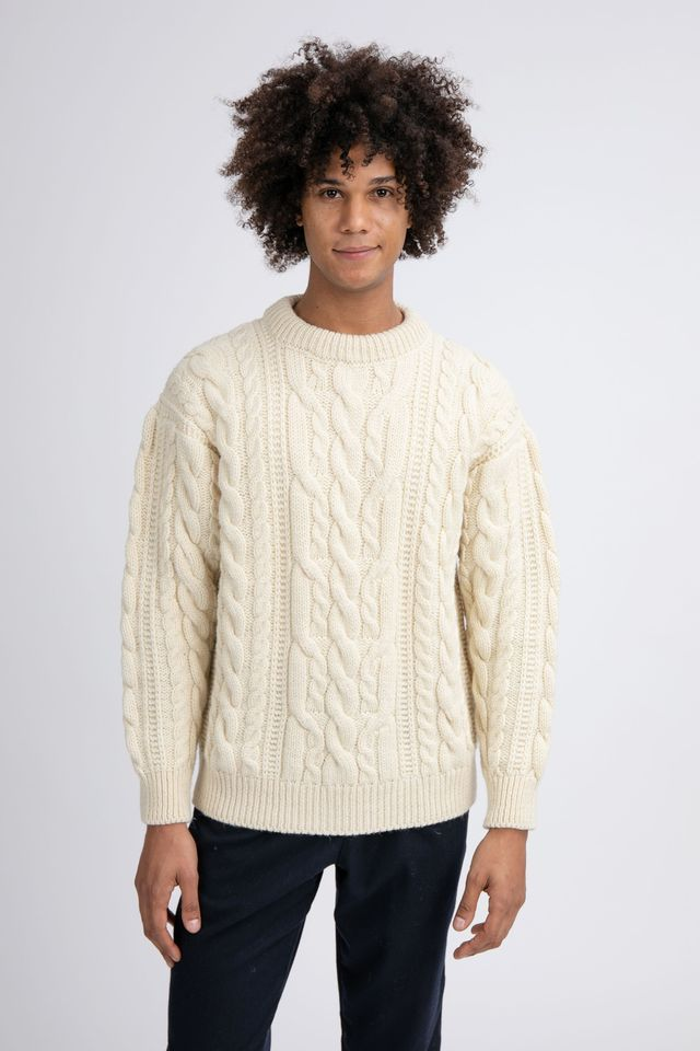 Howlin' Forbidden Dreams Sweater, Ecru