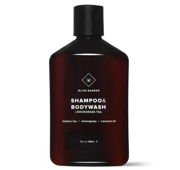 Blind Barber Shampoo + {Bodywash}, Lemongrass Tea