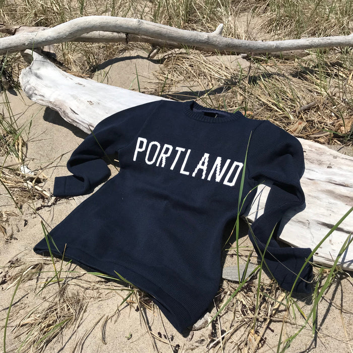 Holebrook Portland Town Sweater, Navy