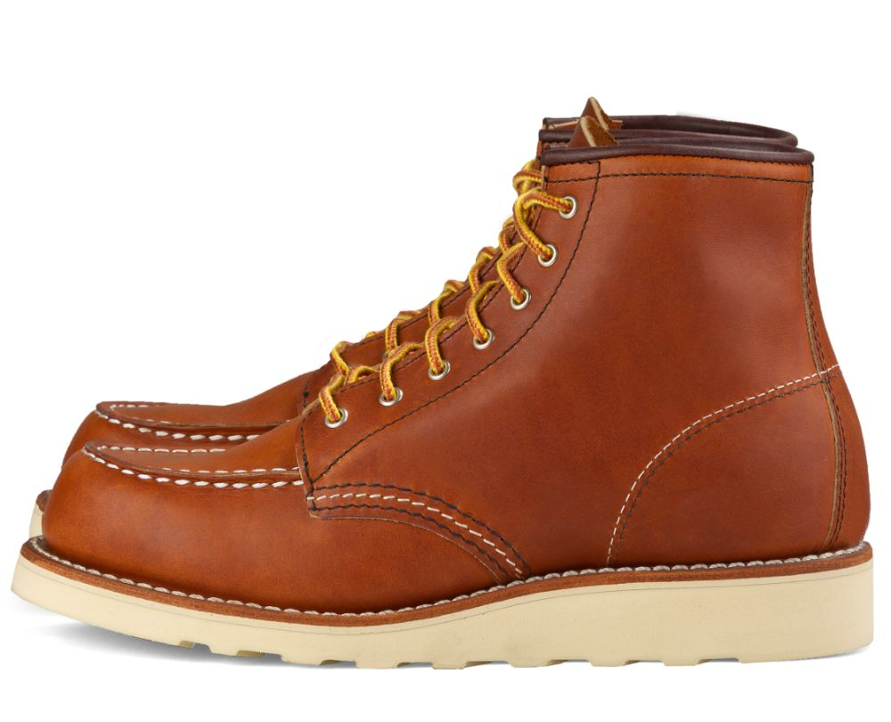 Red Wing Heritage Women's 6-inch Moc (+colors)