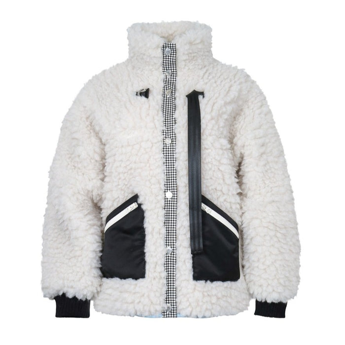 Sandy Liang Seven Fleece (1-SL-FW20-F7), Cloud