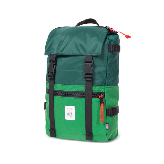 Topo Designs Rover Pack, Forest/Kelly