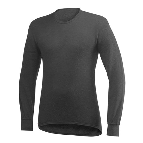 Wool Power Crewneck Sweater 200, Grey