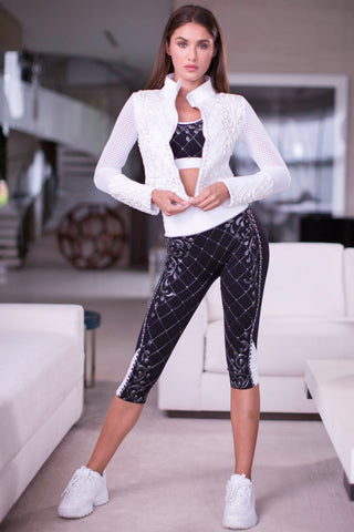 LAS VEGAS ACTIVE WEAR SET