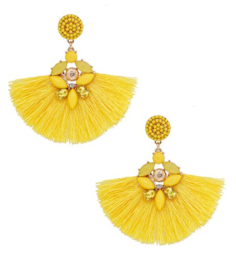 ELEARD TASSEL EARRINGS