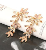 PHALIN CRYSTAL EARRINGS - MORE COLORS