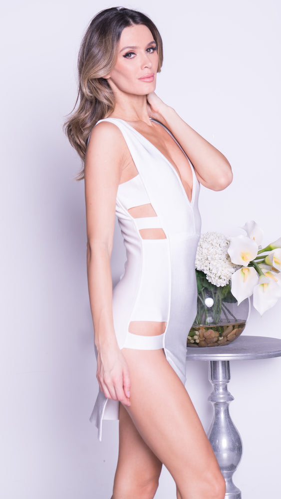 MOORE BANDAGE IN WHITE -2 COLORS