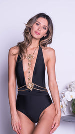 MONACO BODYCHAIN IN GOLD