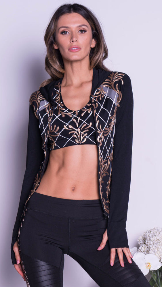 CAMI ACTIVE WEAR JACKET